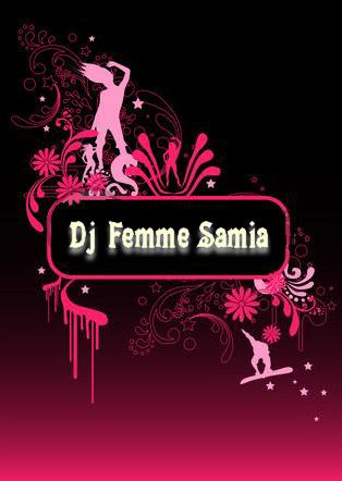 Dj Samia logo